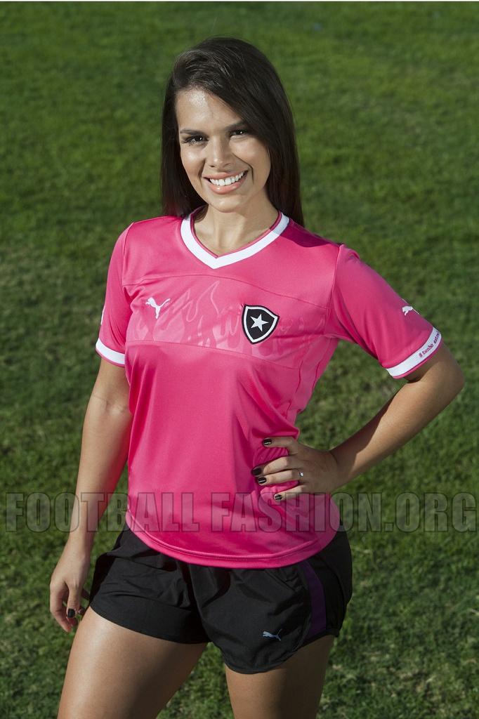 "Botafogo PUMA 2012 ""Camisa Gloriosa"" Jersey.#jorgenca"