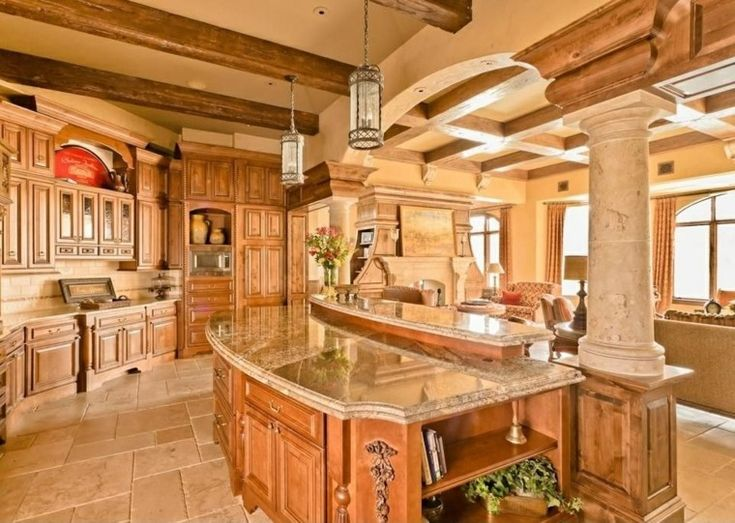 47 best Wow Factor: Kitchens images on Pinterest | Dream kitchens ...