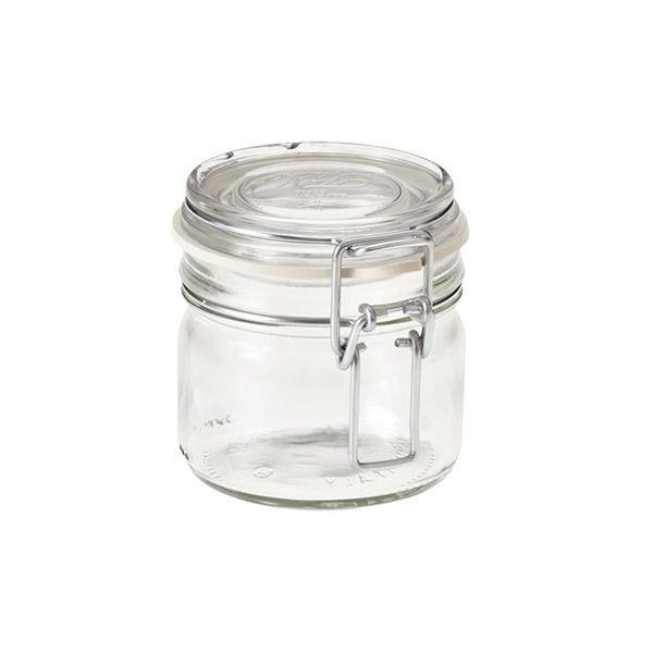 Bormioli Hermetic Glass Storage Jars Glass Storage Jar Glass Storage Jars