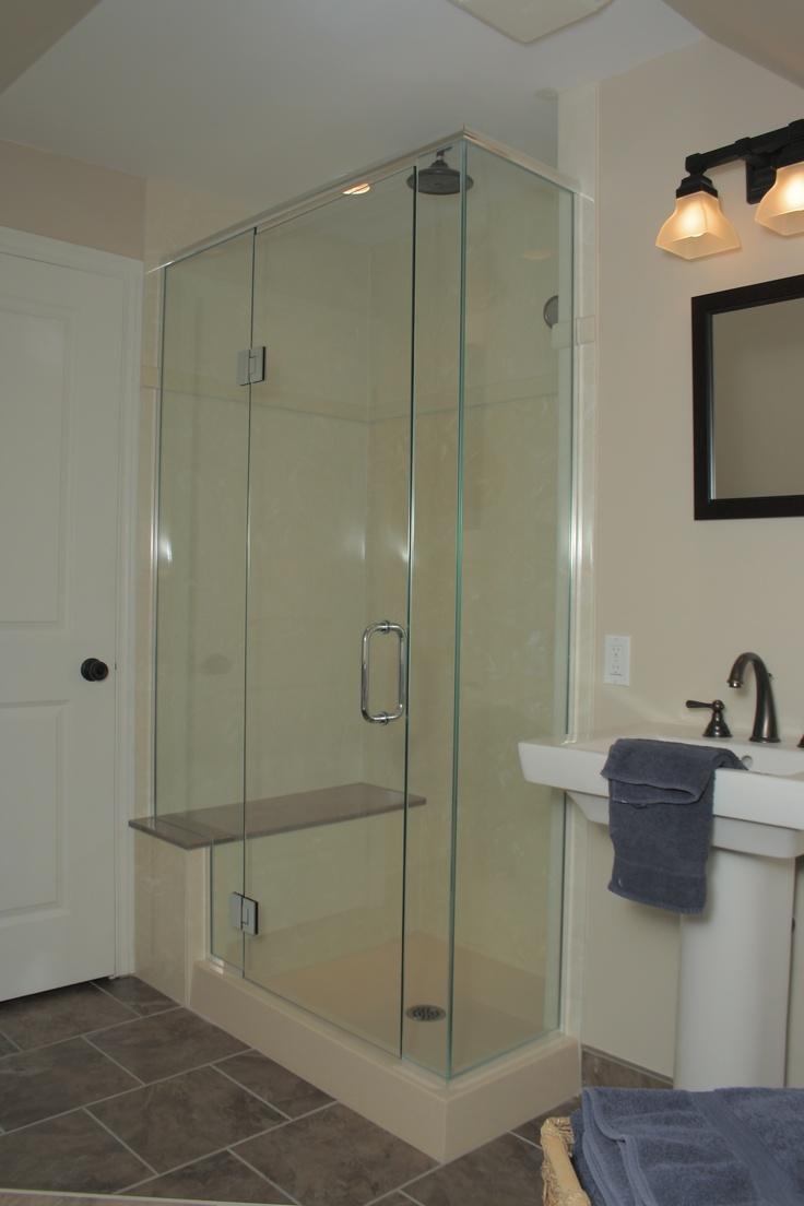 32 best Bathrooms images on Pinterest | Bathroom ideas, Glass ...