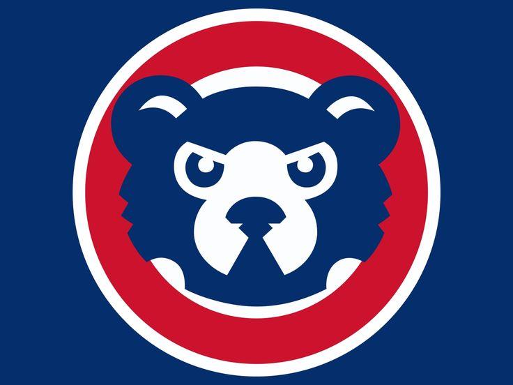 Chicago Cubs Logos Chicago Cubs Logo Clip Art Chicago Sports