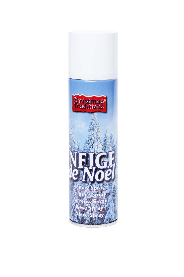 Bombe spray neige 250 ml Noël  et un choix immense de décorations pas chères pour anniversaires, fêtes et occasions spéciales. De la vaisselle jetable à la déco de table, vous trouverez tout pour la fête sur VegaooParty
