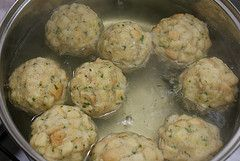 """cooking – my new kitchen scales and another favourite recipe – Austrian """"Semmelknödel"""""""