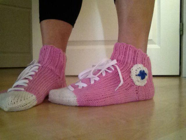 Converse socks :)