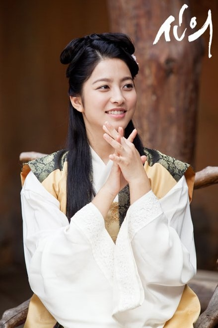 Park Se Young - Faith, the Great Doctor #kdrama 2012