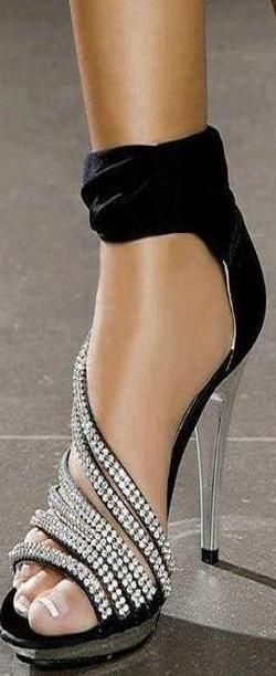 SHOES. devine sparkles ♥✤ | KeepSmiling | BeStayBeautiful. NS