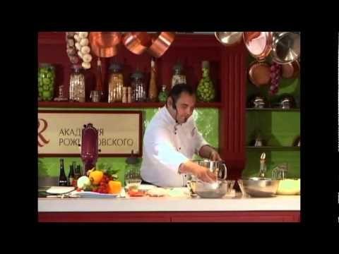 Настоящее тесто и соус для пиццы от Андреа Галли - YouTube