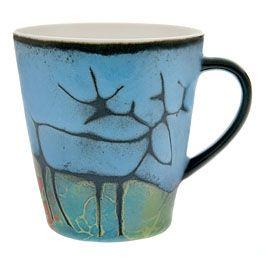 Pentik Studio Reindeer Mug Blue 0,3 l Code:12ST0500P61 Season: Lot Color: Ceramics Material: Blue Weight: 0.25 Kg 28,00 €