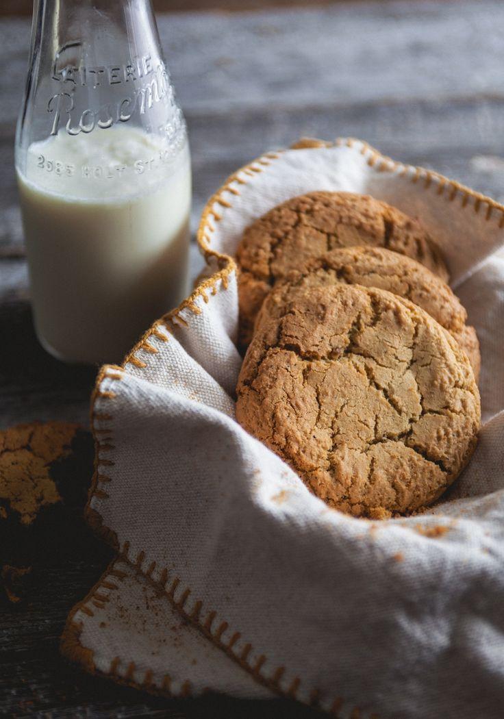 Biscuits chaï à la citrouille - Trois fois par jour