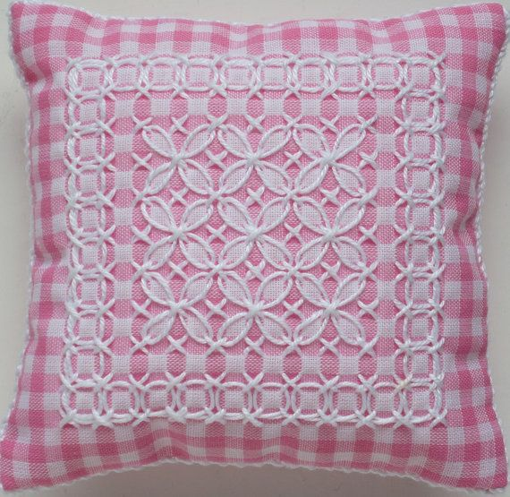 Australian Cross Stitch Pincushion embroidery by Lynlubell on Etsy