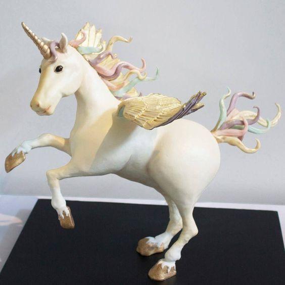 Resultado de imagen para tortas decoradas de unicornios