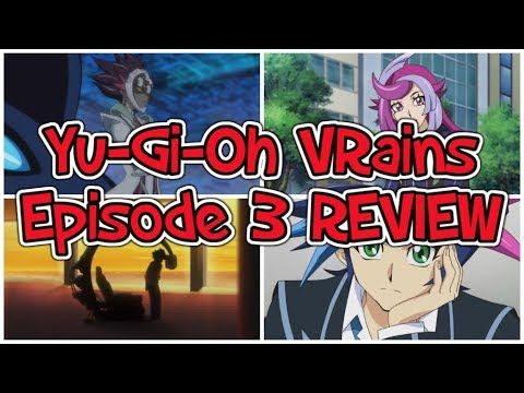 (3) Yu-Gi-Oh VRains: Episode 3 REVIEW - YouTube