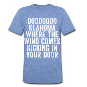 Oklahoma Wind...LOL!! So true!