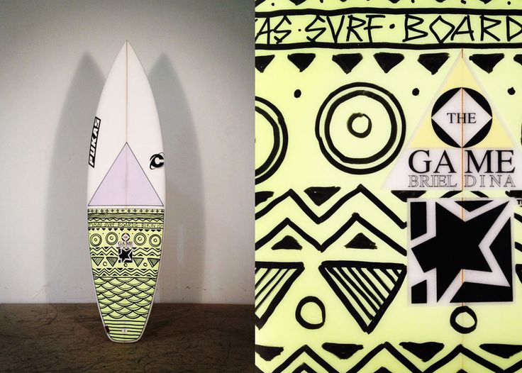 Pukas Surfboards Johnny Cabianca Gabriel Medina Surf