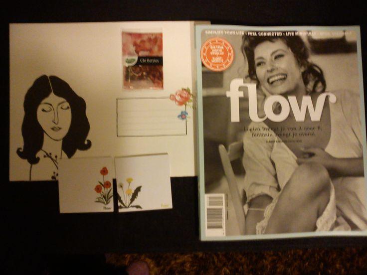 for free: the gifts going with a magazine - gratis extraatjes bij een tijdschrift