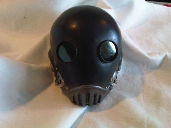 Hellboy Kroenen mask Front by dragostat2 on deviantART