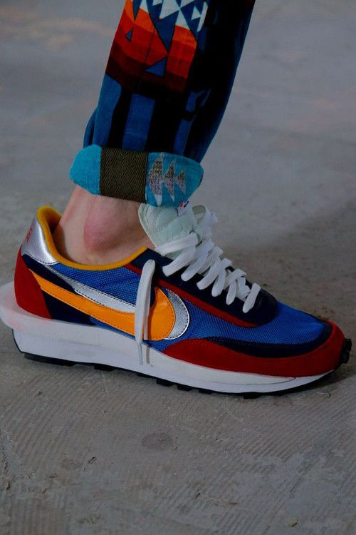 Take a First Look at Sacai x Nike's New Sneaker ...