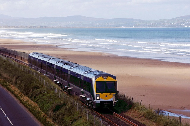 The 14.40 from Londonderry/Derry to Belfast, Northern Ireland