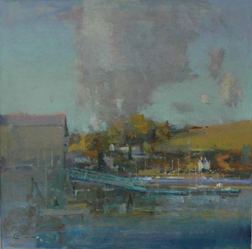 Fred Cuming, Bodinnick Ferry