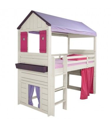 53 best lit cabane images on pinterest child room room kids and beds. Black Bedroom Furniture Sets. Home Design Ideas