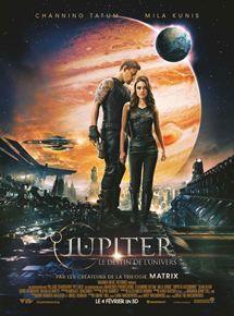 voir Jupiter : Le destin de l'Univers HD en streaming