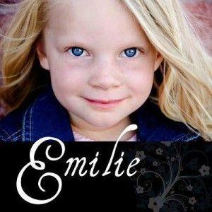 Emilie Parker, 6, was killed at Sandy Hook Elementary. Remember her name,