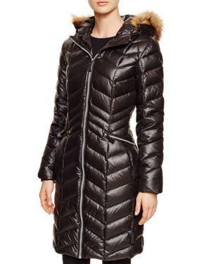 Marc New York Long Puffer Coat