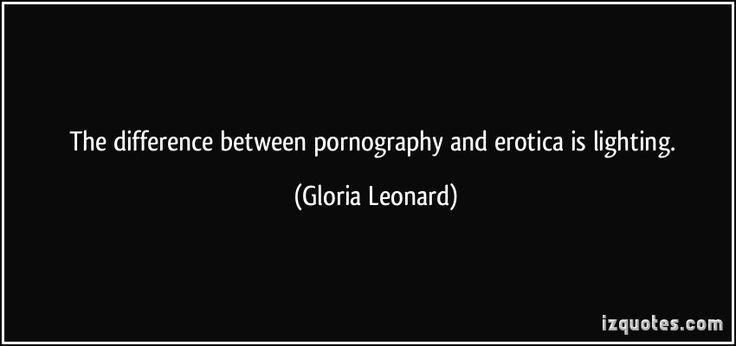 Gloria Leonard quote