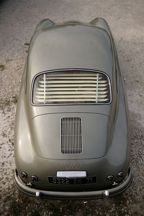 i had to..it's gray..and it's a porscheSports Cars, Cars Collection, Gray Wedding, Classic Cars, Vintage Cars, Fashion Vintage, Old Cars, Porsche 356, Dreams Cars