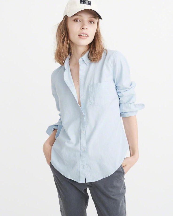 Best 25 Women 39 S Oxford Shirts Ideas On Pinterest White