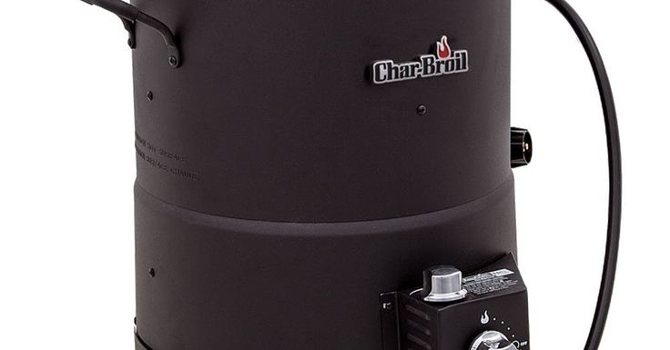 *BEST SELLER* Char-Broil The Big Easy TRU-Infrared Oil-Less Turkey Fryer ONLY $79