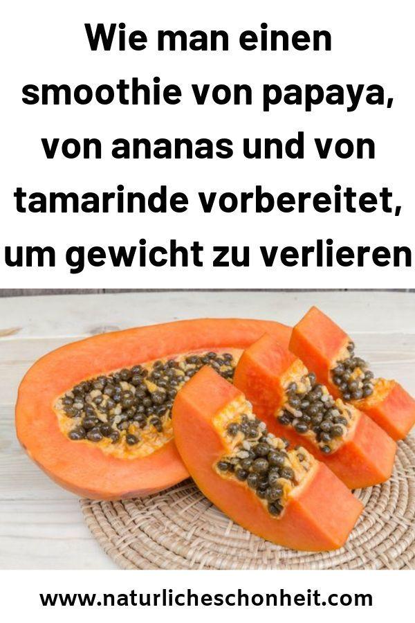 Vorteile beim Abnehmen mit Papayasamen