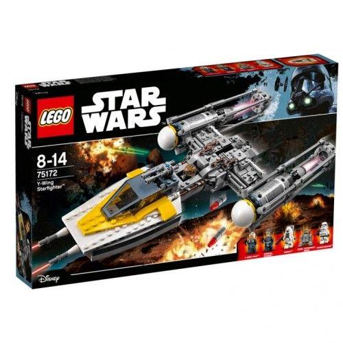 Lego 75172 Y-Wing Starfighter