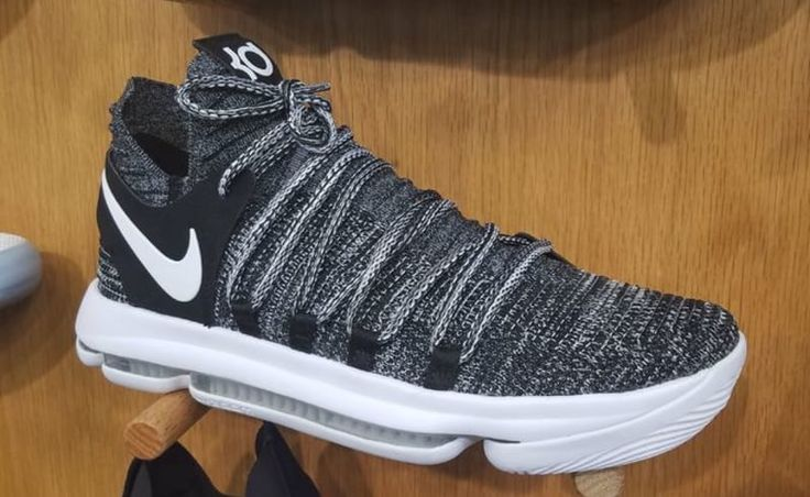 Nike KD 10 Oreo Release Date | Sole Collector