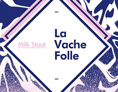 "Check out this @Behance project: ""La Vache Folle - Milk Stout packaging"" https://www.behance.net/gallery/6972589/La-Vache-Folle-Milk-Stout-packaging"