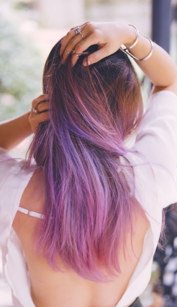 Best 25+ Pink purple hair ideas on Pinterest