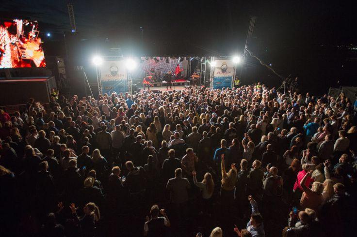 Fargerike festivaler i Nord-Norge