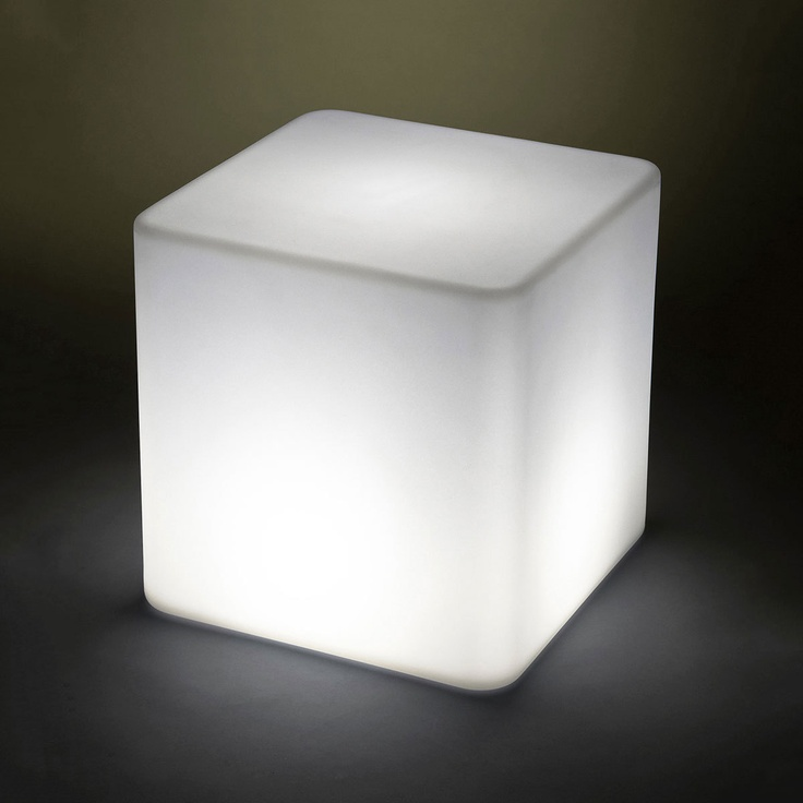 Cool Light! Minecraft! | Kvad Souluxe Table Natural