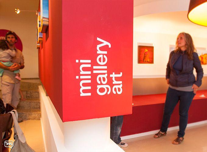 Hotel Pirén by Materia 360. Gallery+art+design