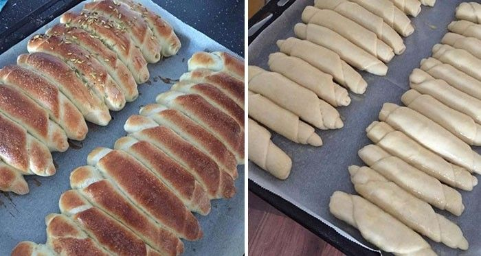NapadyNavody.sk   Domáce rohlíky, ako z pekárne