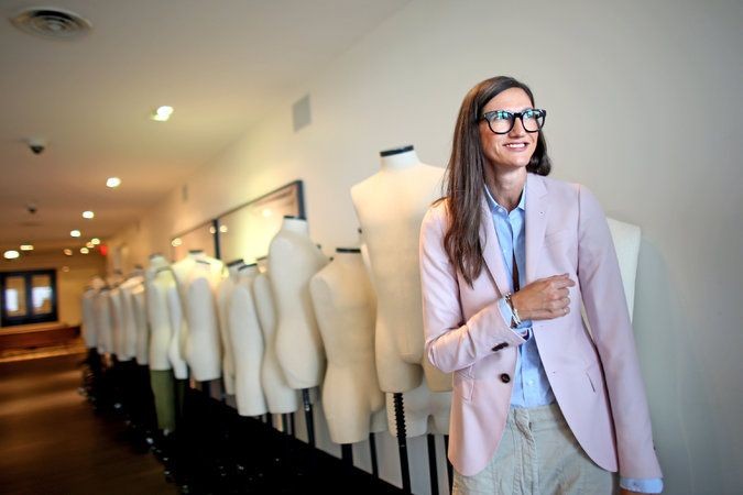 Jenna Lyons of J. Crew's Beauty Routine - NYTimes.com featuring Arcona.