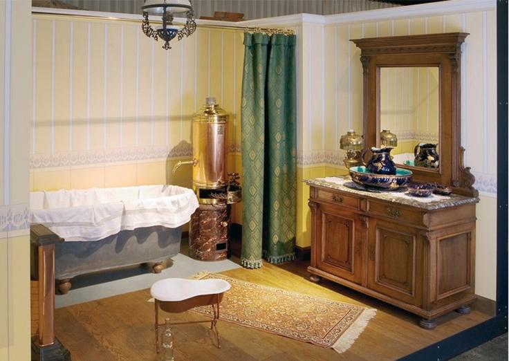1900s Typical Frankfurt bathroom