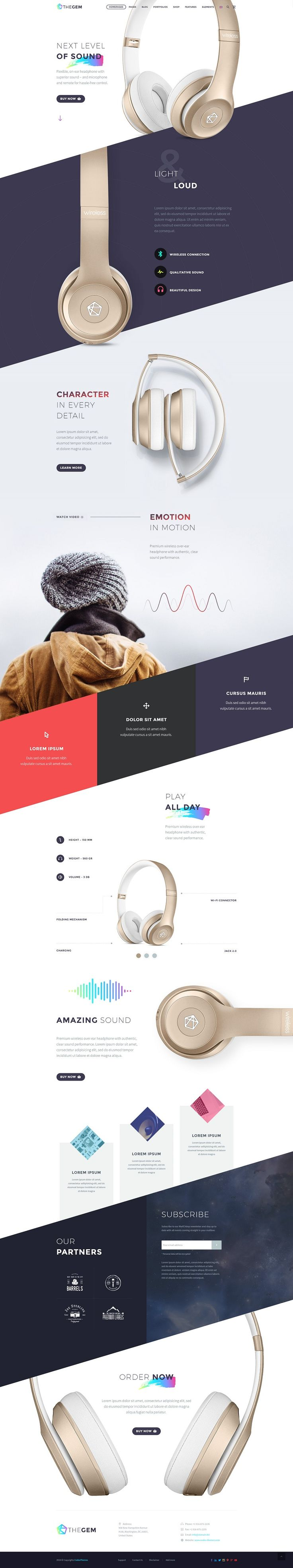 This site has some great examples of web design.