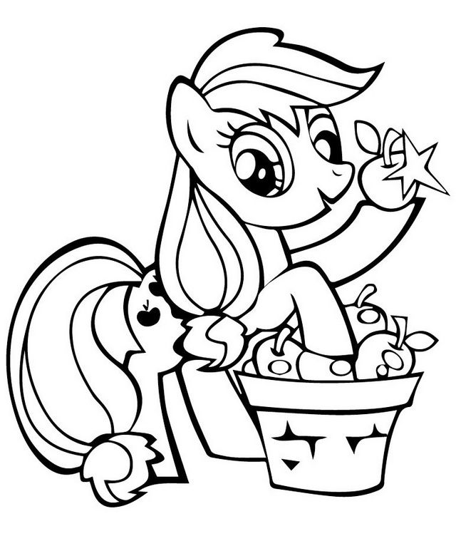 This Is A Sortable List Of Magic Characters That Appear In The My Little Pony And Equestria My Little Pony Coloring Cartoon Coloring Pages Horse Coloring Pages