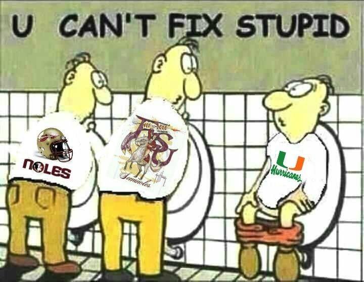 FSU vs Miami