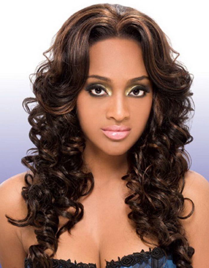 Weave Hairstyles Black Women