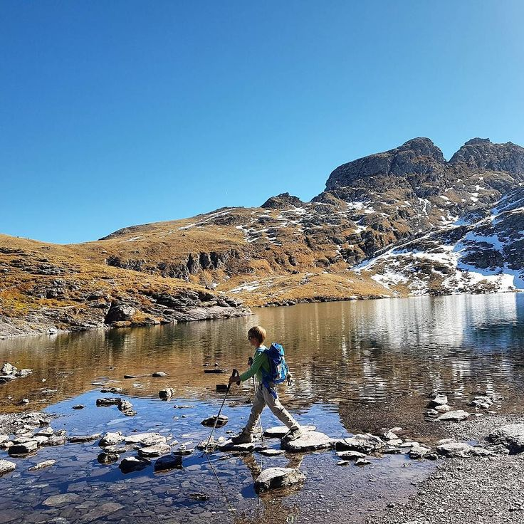 Walking on Water. #samwandert