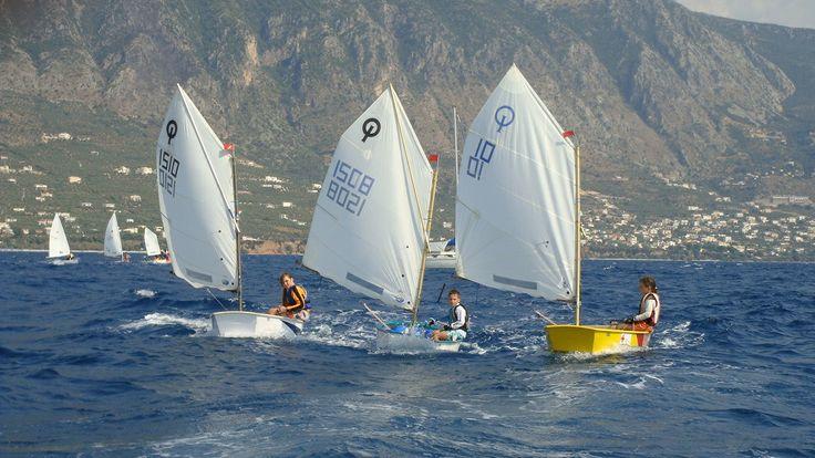 Visit Mani peninsula and go sailing!