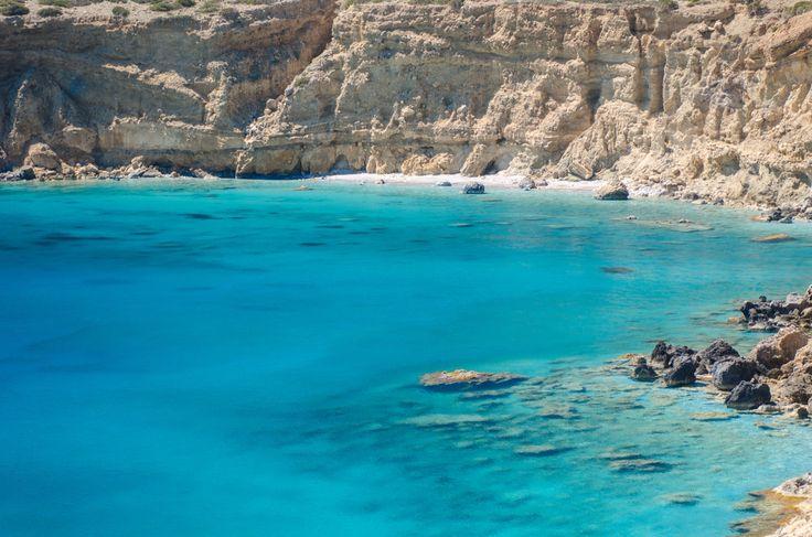 My secret Cretan beach