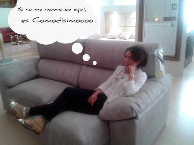 Sof elite todo de viscoelastica sofas madrid for Muebles lopez arevalo